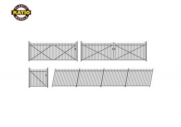 spear fencing ramps and gates