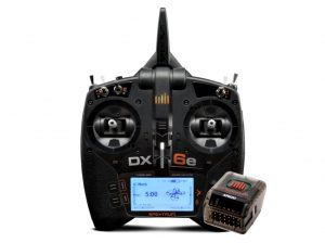 spektrum dx6e with ar620 receiver