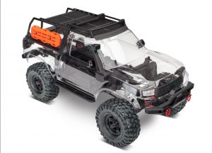Traxxas TRX-4 Sport kit - shown assembled