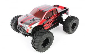 HBX Volcano 4WD ready to run radio controlled truck