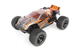 HBX Warhead 4WD ready to run radio controlled tuggy