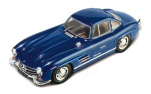 italeri Mercedes Benz 300SL Gullwing plastic kit