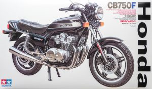 tamiya honda cb750f model kit