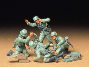 1/35 german mortar team