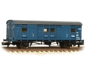 Covered carriage truck BR blue