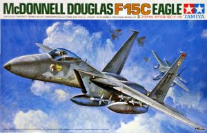 tamiya f15c eagle jet fighter kit