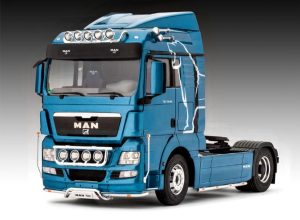revel man tgx xlx truck kit
