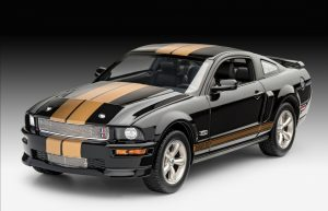 revell ford shelby gt-h sport car kit