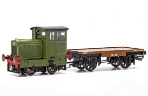 Hornby R&H 48DS 0-4-0