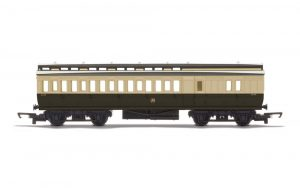gwr clerestory brake coach