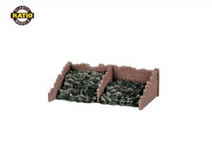 n gauge coal staithes kit