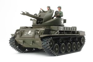 tamiya 1/35 m42 duster anti aircraft gun kit