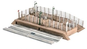 Ratio Cattle Dock kit