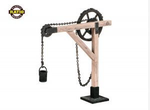 00 gauge hoist kit