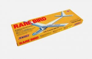 dpr rare bird glider kit