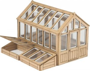 metcalfe greenhouse card kit