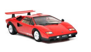 Tamiya 1/24 Lamborghini Countach LP500S kit