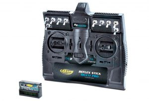 carson reflex stick multi pro radio set