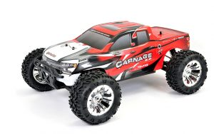 ftx carnage 2 rtr red