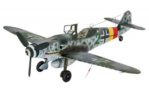 revell 1/48 messerschmitt Bf109 G-10 kit