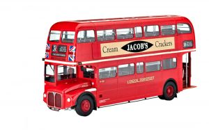 revell 1/24 routemaster london bus kit