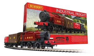 Hornby Industrial freight set