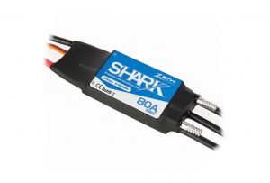 ztw shark 80a marine speed controller