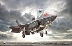 italeri 1/72 f-35b lightning ii kit