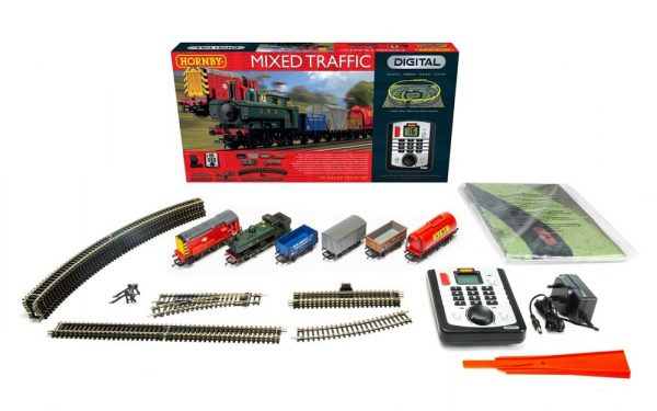 DCC Freight Train Set