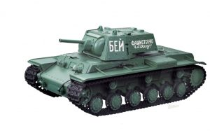 henglong 1/16 russian kv-1 rc tank