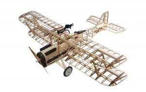 super flying se5a kit
