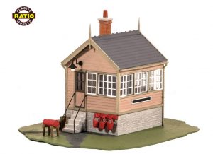 signal Box plastic kit