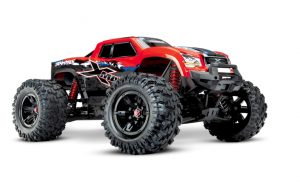 Traxxas x-maxx 4x4 8s brushless monster truck
