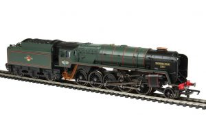 Hornby Evening Star