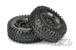 pro-line 1.9 hyrax crawler tyres and wheels
