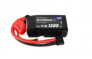radient 3s 1300mah lipo battery