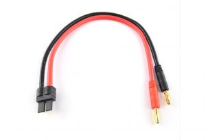 traxxas charge lead