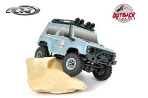 FTX Outback Mini 2.0 Paso 1:24 RTR grey