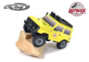 FTX Outback Mini 2.0 Paso 1:24 RTR yellow
