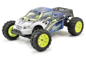 ftx comet 1/12 rtr monster truck front view