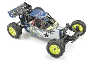 ftx comet 1/12 rtr cage desert buggy front view