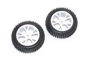 ftx buggy wheels and tyres front