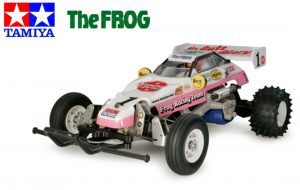 tamiya frog racing buggy