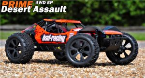 BSD Racing Prime Desert Assault V2 Buggy outdoor