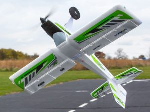 E-Flite Timber X 1.2m BNF Basic in flight