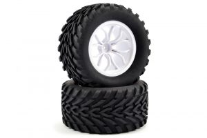fastrax mega-v trucktyre and wheel set