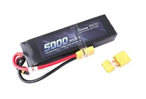 gens ace Li-Po Car 3S 11.1V 5000mAh 50C with XT90