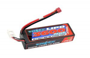 Voltz 3S 3600mAh lipo battery