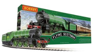 Flying Scotsman Train Set