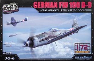 Forces Of Valor 1/72 FW-190 D-9 Germany 1945